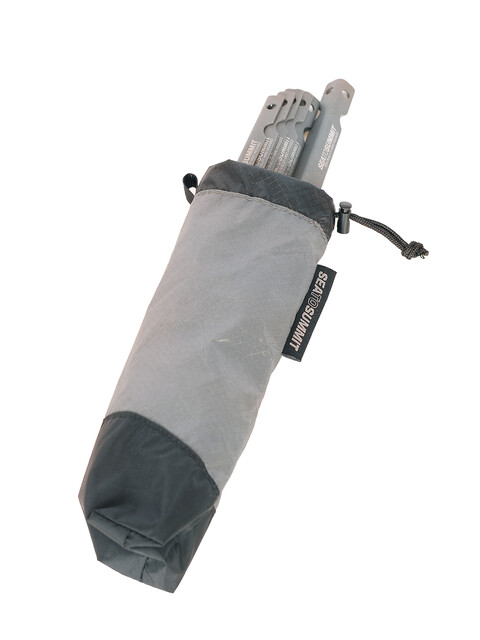Sea to Summit Peg and Utensil Bag Grey